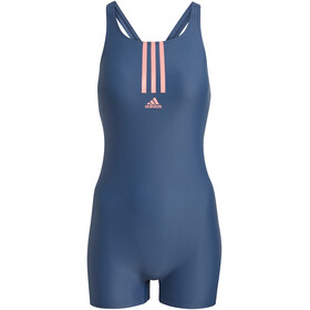 adidas Fit MSTR Legsuit Women, crew navy/hazy rose